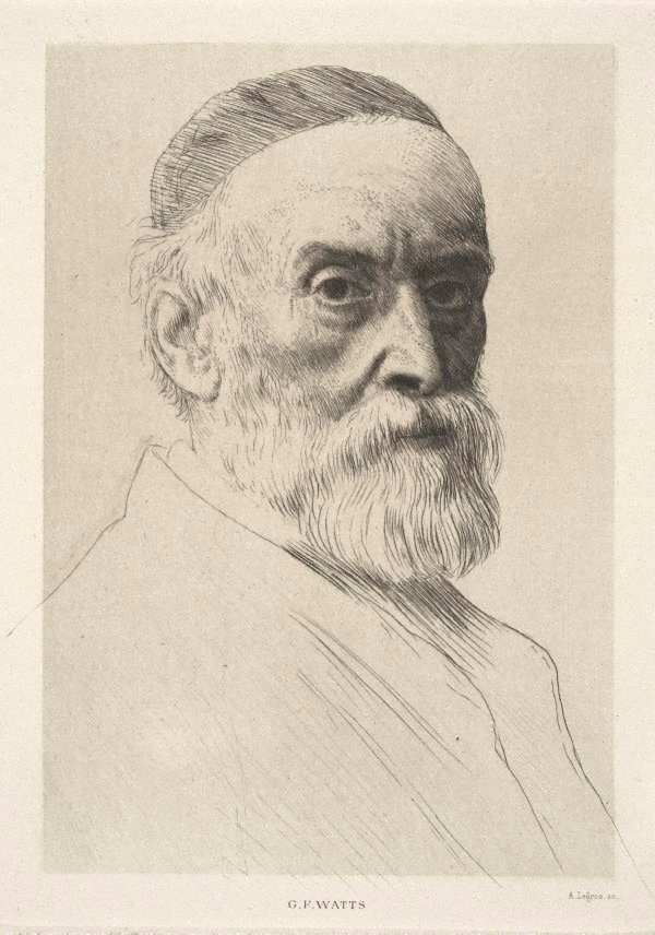 An image of G.F. Watts