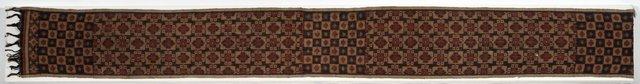 An image of Ceremonial cloth ('geringsing sanen empeg')