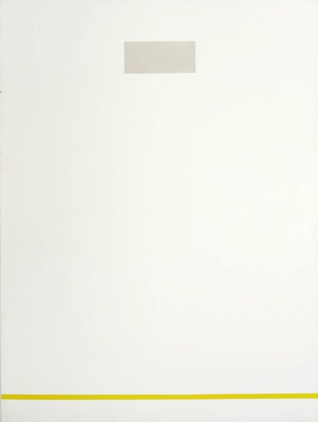 An image of 4-1965 by William Turnbull