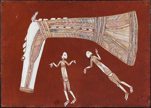 An image of Bolung Kaberrekuwan kare Sydney by Wamud Namok AO