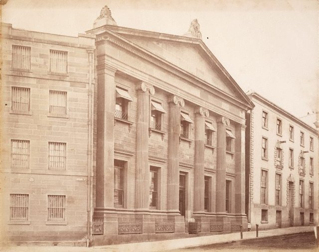 An image of Oriental Bank, Spring & Pitt streets, Sydney