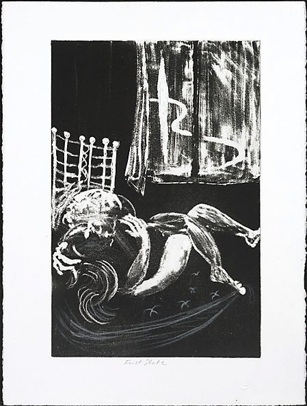 An image of Lovers and window