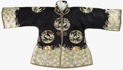 An image of Embroidered jacket by