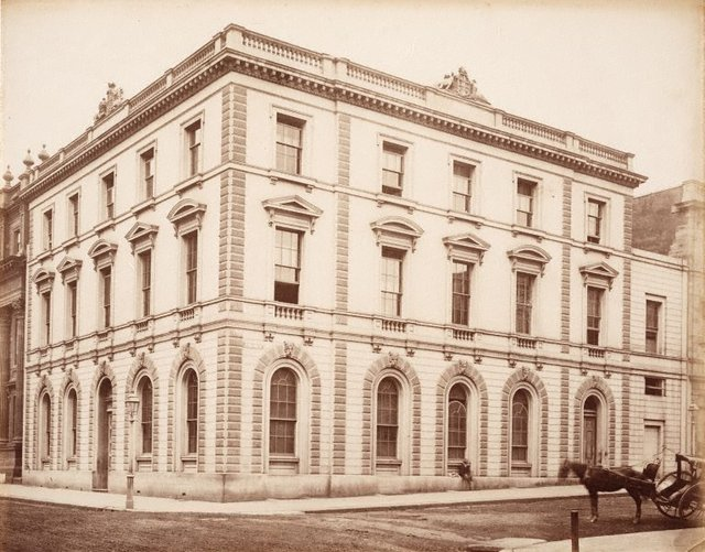 An image of Bank of NSW, cnr Wynyard & George streets, Sydney