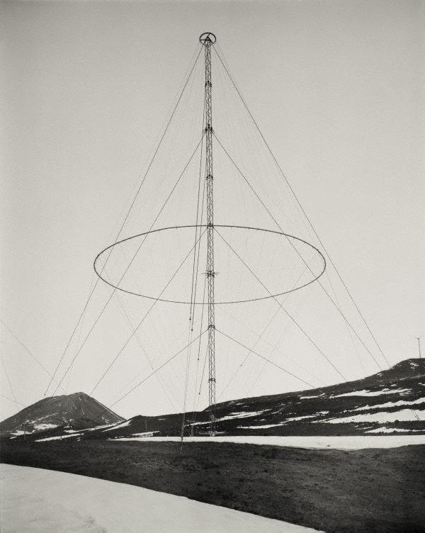 An image of Conical monopole, Scott Base, Ross Island, Antarctica, 3 December 2010