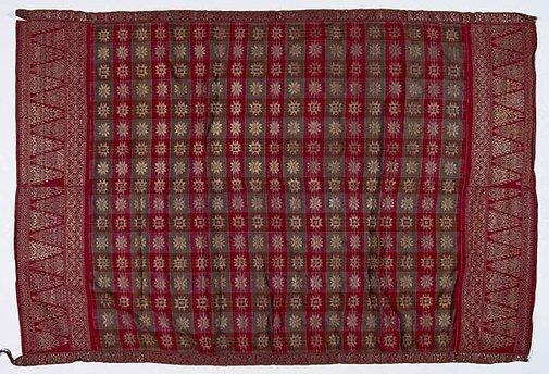 An image of royal sarong by