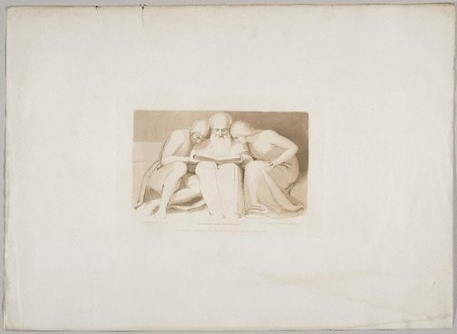 An image of Instruct the Ignorant by Frederick Christian Lewis, after John Flaxman