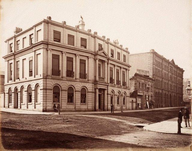 An image of Union Bank of Australia, Pitt & Hunter streets, Sydney