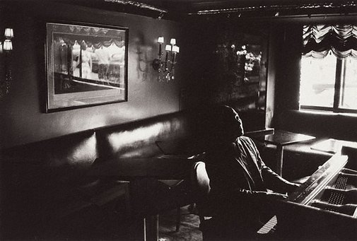 An image of Piano player, Sherry-Netherlands Hotel, New York by Robert McFarlane