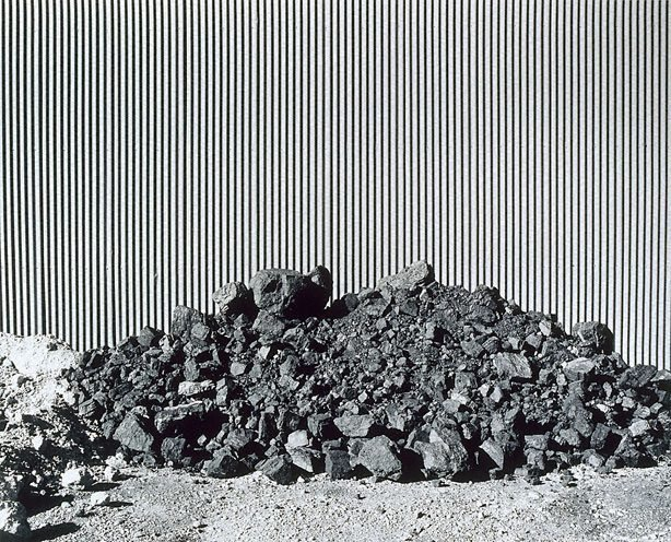 An image of BBC mine number 2, coal and maintenance building