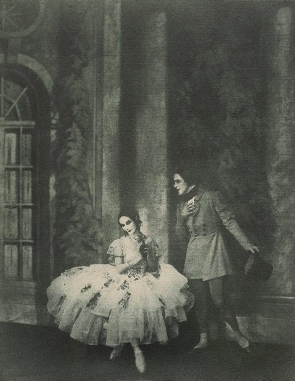 An image of Invitation to the dance