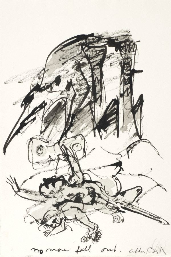 An image of (Illustration for 'Jonah' p.85)