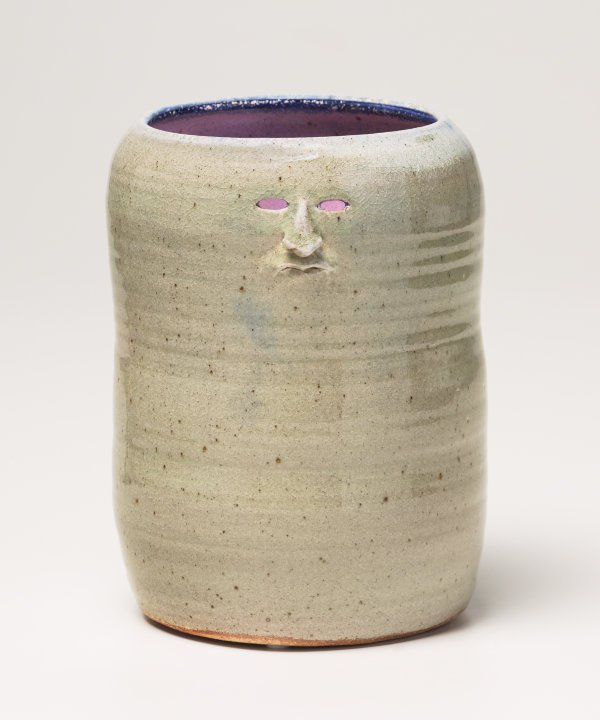An image of Celadon vase