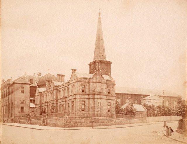 An image of Law Courts, Elizabeth street, Sydney