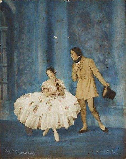 An image of Pavlova (Invitation to waltz) by Monte Luke