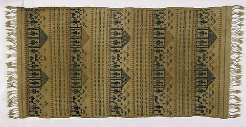 An image of ceremonial cloth by