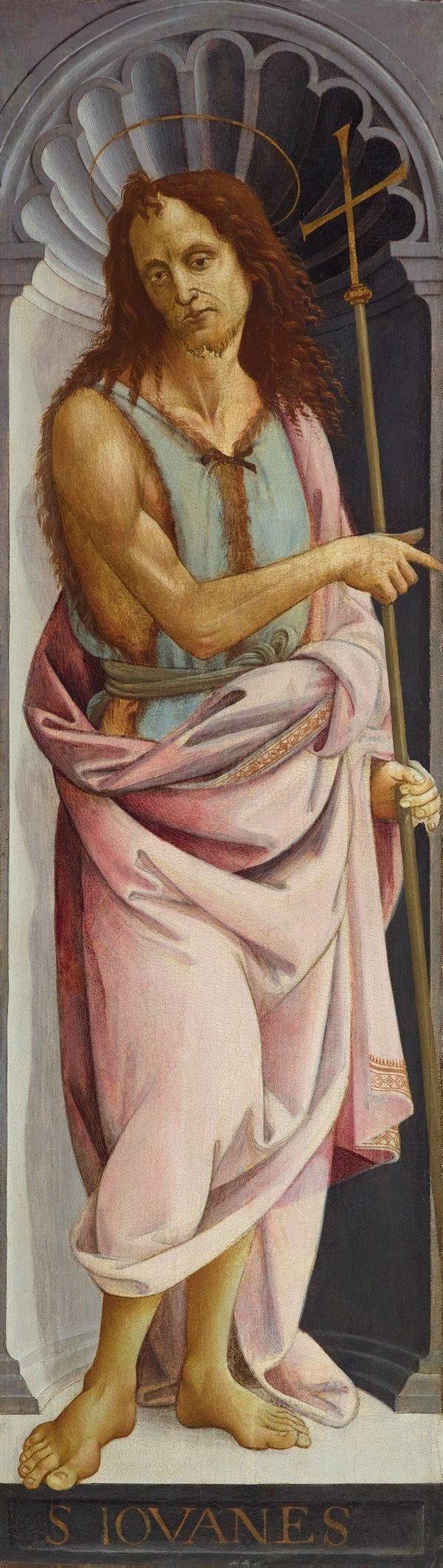 An image of Saint John the Baptist