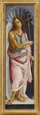 Alternate image of Saint John the Baptist by Bartolomeo di Giovanni