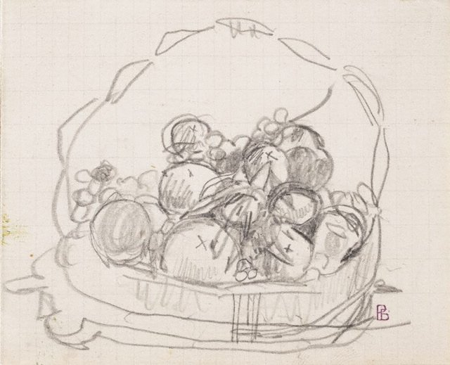 An image of Basket of fruit
