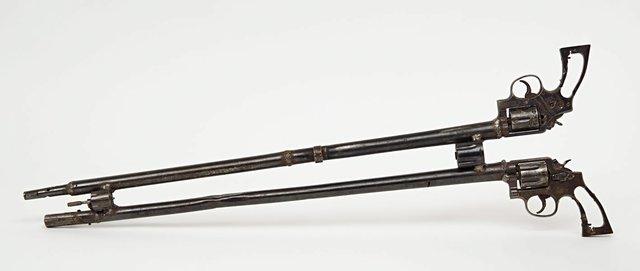 An image of Disarm (Rain stick II)