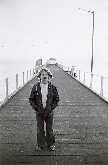 An image of Kathryn McFarlane, Brighton Jetty, South Australia