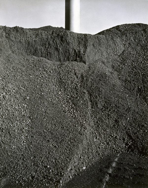 An image of BBC mine number 1, coal and column