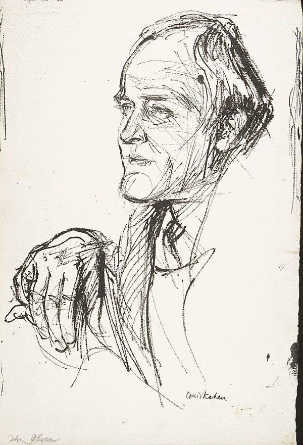 An image of John Olsen