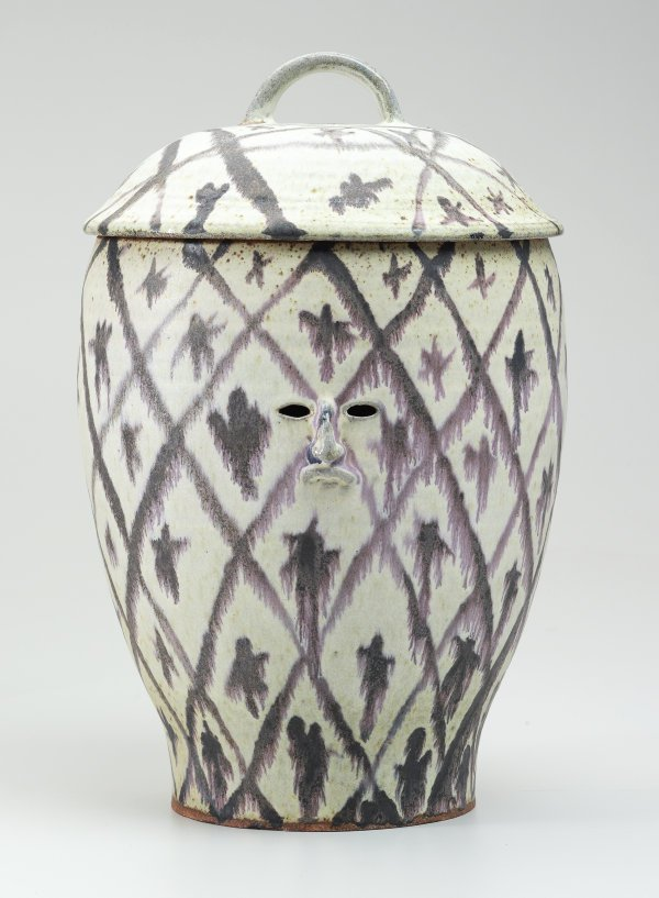 An image of Star pot