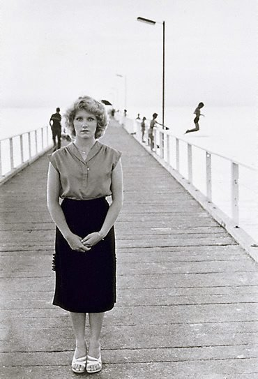 An image of Kathryn McFarlane, Brighton Jetty, South Australia by Robert McFarlane