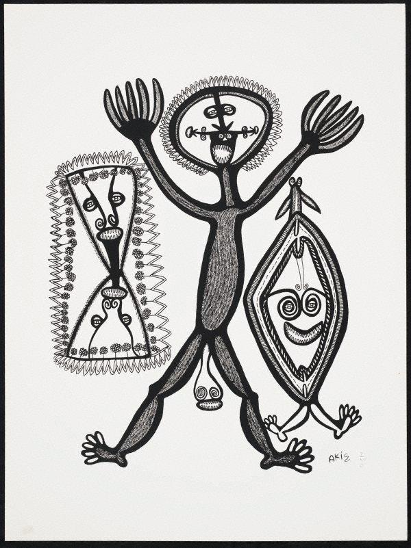 An image of Man na tupela kain palang