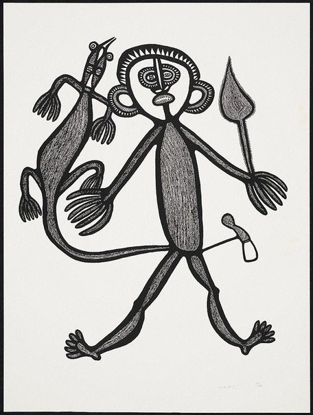 An image of Man i karim palai by Akis