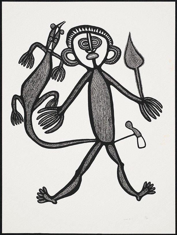 An image of Man i karim palai