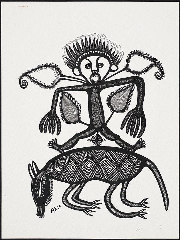 An image of Man i mekim amamas antap long magani