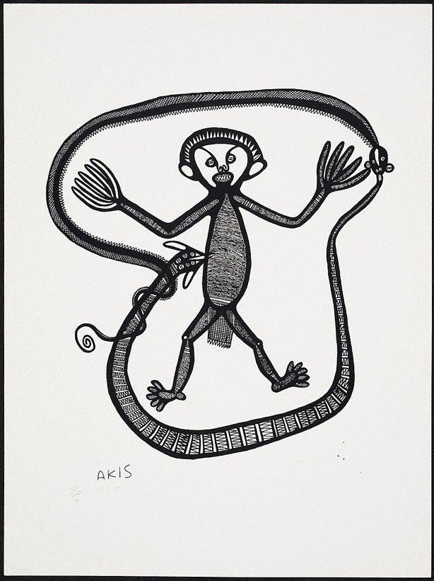 An image of Tupela sinek i kaikaim man