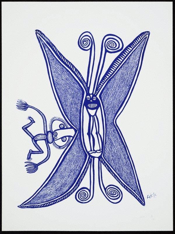 An image of Bataplai i mekim poret wanpela man