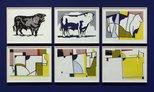 Alternate image of Bull I by Roy Lichtenstein