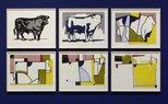 Alternate image of Bull V by Roy Lichtenstein