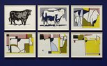Alternate image of Bull VI by Roy Lichtenstein