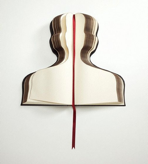 An image of Open book by Hossein Valamanesh