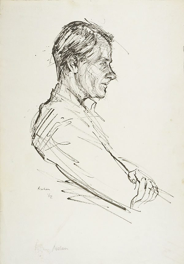 An image of Sidney Nolan (profile)