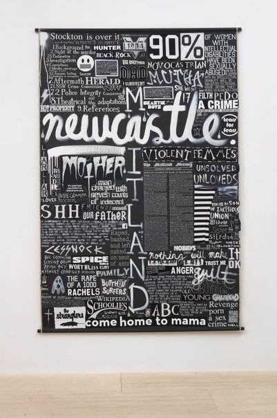 An image of Where Newcastle meets Maitland by Nell