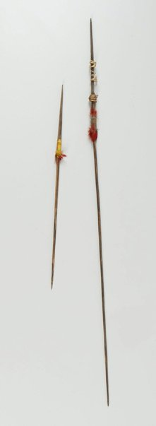 An image of Two Tukabu sticks by