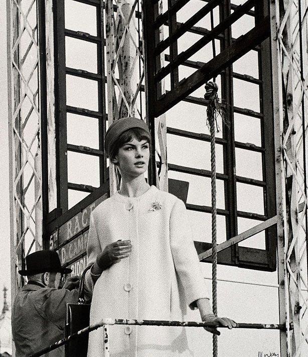 An image of Jean Shrimpton