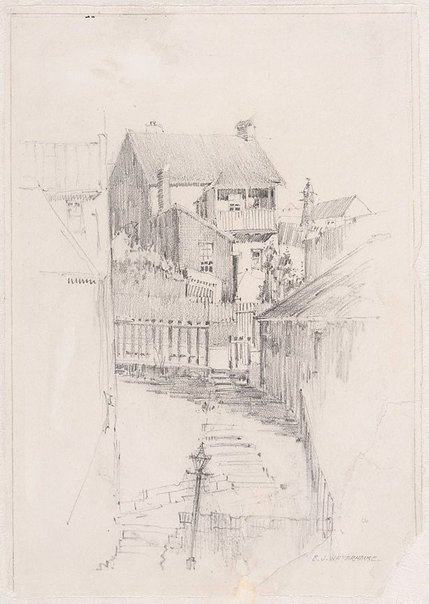 An image of Mill St, Pyrmont by Mr B.J. Waterhouse