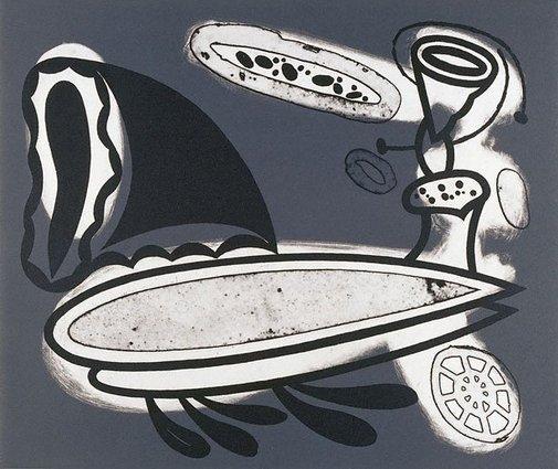An image of An elegaic suite by Alun Leach-Jones