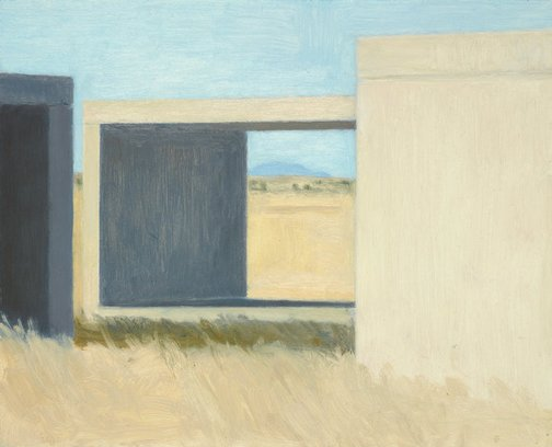 An image of Marfa (concretes) by Eleanor Ray