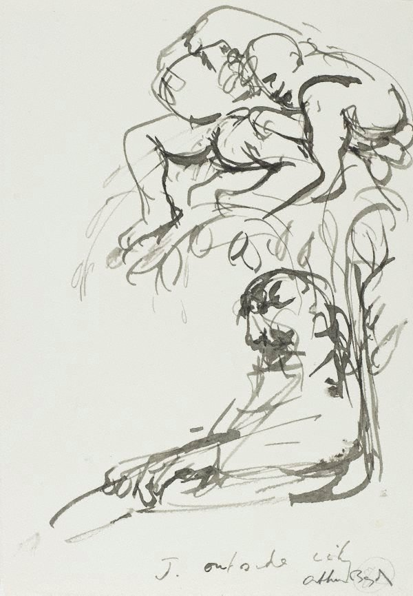 An image of (Illustration for 'Jonah' p.103)