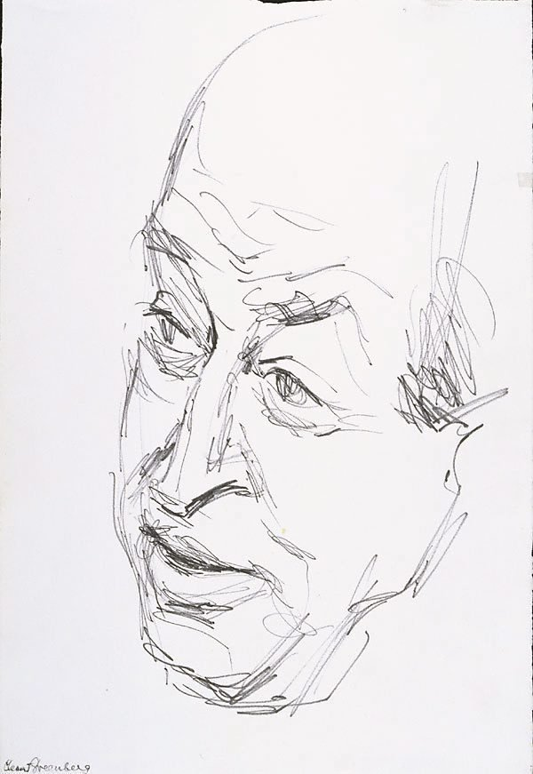 An image of Clement Greenberg