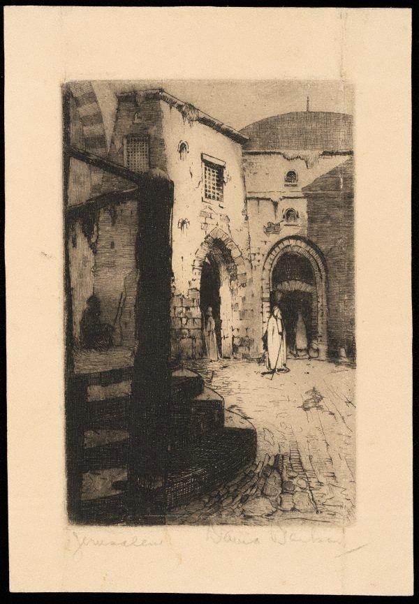 An image of Jerusalem