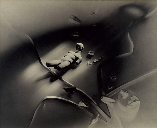 An image of Shattered intimacy by Max Dupain